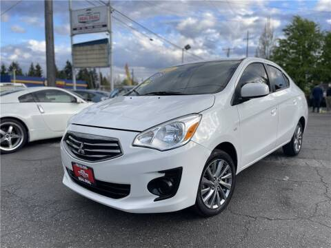 2018 Mitsubishi Mirage G4 for sale at Real Deal Cars in Everett WA