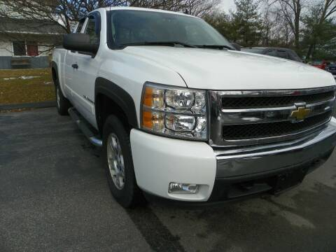 2008 Chevrolet Silverado 1500 for sale at Ed Davis LTD in Poughquag NY