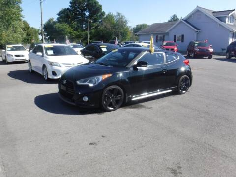 2014 Hyundai Veloster for sale at Rob Co Automotive LLC in Springfield TN