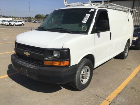 2011 Chevrolet Express Cargo for sale at Government Fleet Sales in Kansas City MO