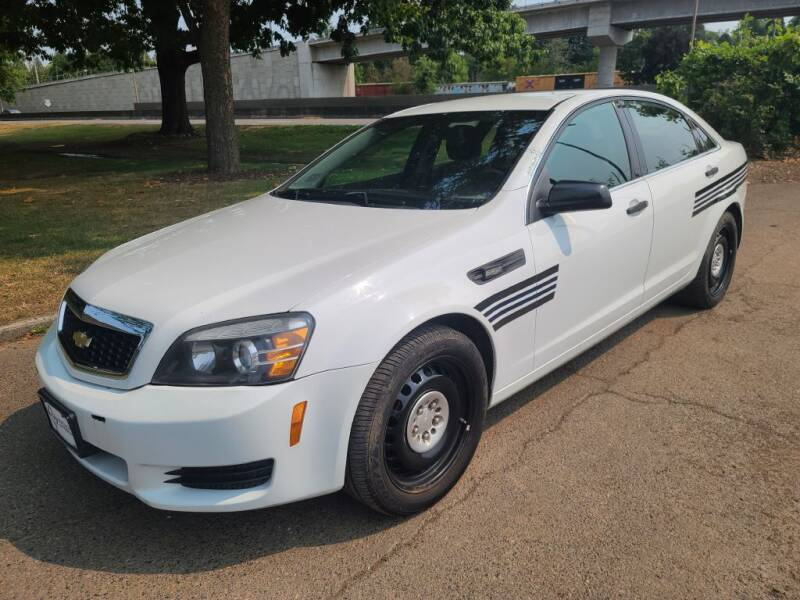 2014 Chevrolet Caprice for sale at EXECUTIVE AUTOSPORT in Portland OR