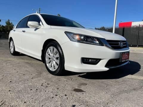 2015 Honda Accord for sale at Boktor Motors in Las Vegas NV