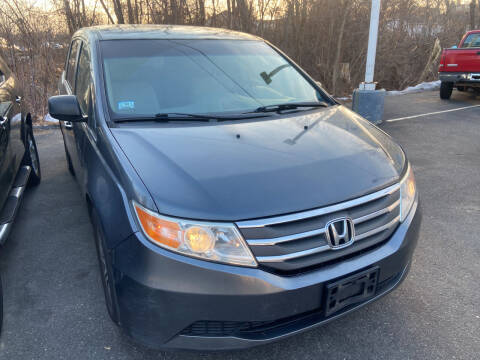 2011 Honda Odyssey for sale at Best Choice Auto Sales in Methuen MA