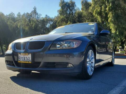 2007 BMW 3 Series for sale at ALL CREDIT AUTO SALES in San Jose CA