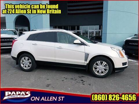 2015 Cadillac SRX for sale at Papas Chrysler Dodge Jeep Ram in New Britain CT