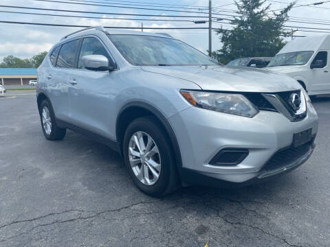 2015 Nissan Rogue for sale at Action Automotive Service LLC in Hudson NY
