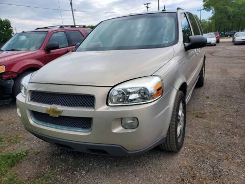 2007 Chevrolet Uplander for sale at ASAP AUTO SALES in Muskegon MI