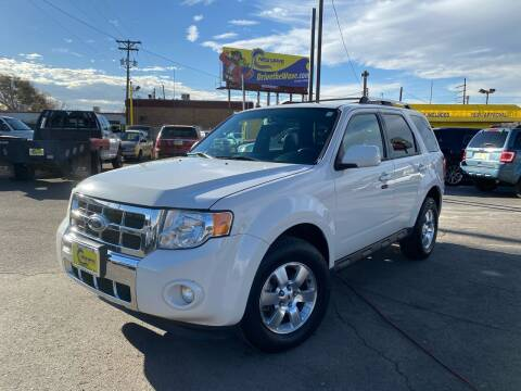 2010 Ford Escape for sale at New Wave Auto Brokers & Sales in Denver CO