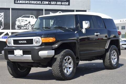 2014 Toyota FJ Cruiser for sale at Landers Motors in Gresham OR