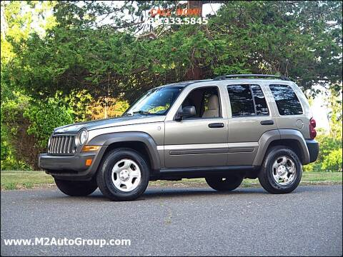 2007 Jeep Liberty for sale at M2 Auto Group Llc. EAST BRUNSWICK in East Brunswick NJ