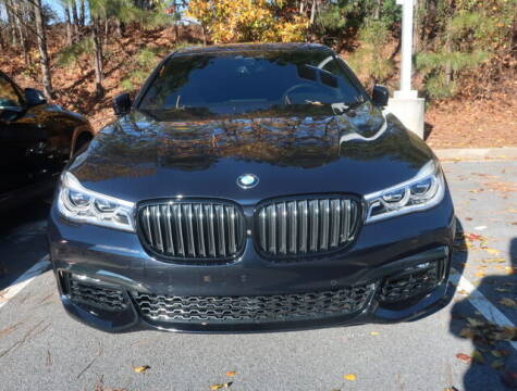 2019 BMW 7 Series for sale at Southern Auto Solutions - BMW of South Atlanta in Marietta GA