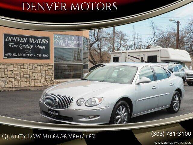 2009 Buick LaCrosse for sale in Englewood, CO