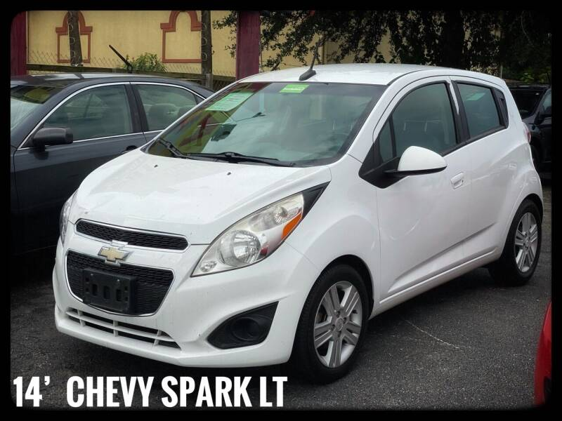 2014 Chevrolet Spark for sale at ASTRO MOTORS in Houston TX