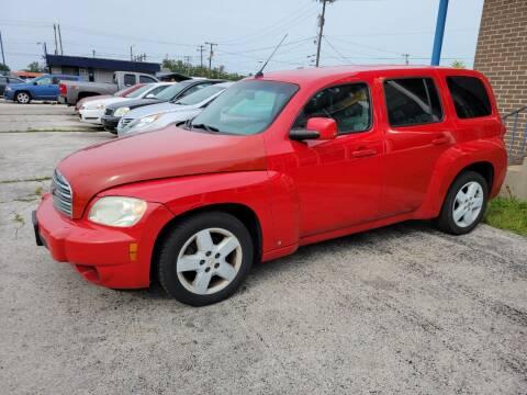 2009 Chevrolet HHR for sale at Royal Motors - 33 S. Byrne Rd Lot in Toledo OH