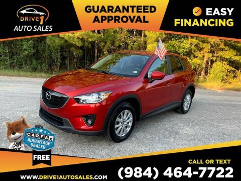 2014 Mazda CX-5 for sale at Drive 1 Auto Sales in Wake Forest NC