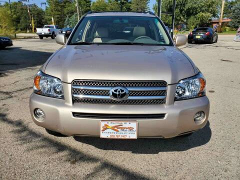 2006 Toyota Highlander Hybrid for sale at Extreme Auto Sales LLC. in Wautoma WI