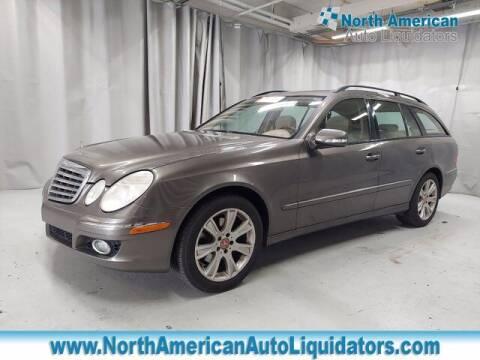 2009 Mercedes-Benz E-Class for sale at North American Auto Liquidators in Essington PA