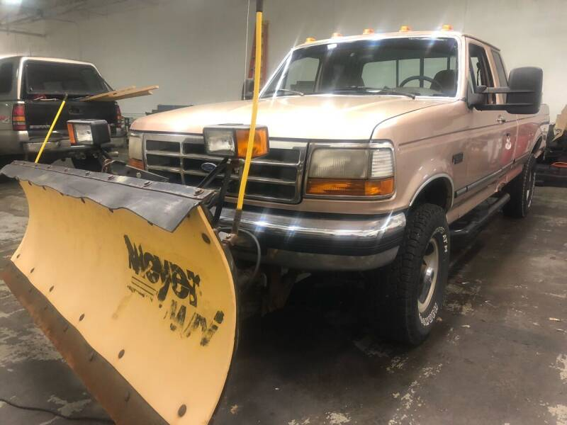 1997 Ford F-250 for sale at Paley Auto Group in Columbus OH