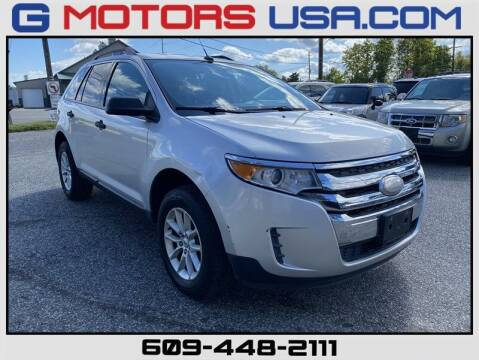 2013 Ford Edge for sale at G Motors in Monroe NJ