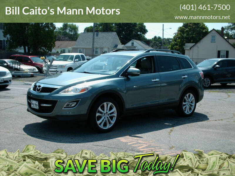 2011 Mazda CX-9 for sale at Bill Caito's Mann Motors in Warwick RI