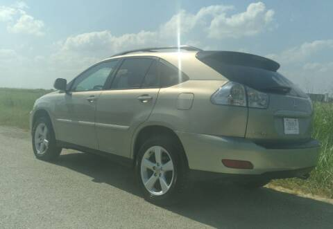 2006 Lexus RX 330 for sale at South Point Auto Sales in Buda TX