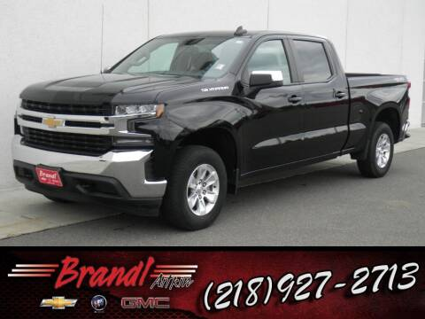2019 Chevrolet Silverado 1500 for sale at Brandl GM in Aitkin MN