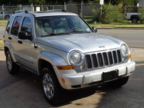 2006 Jeep Liberty for sale at Auto Starlight in Dallas TX