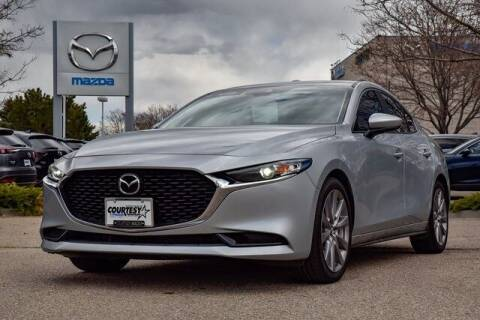 2019 Mazda Mazda3 Sedan for sale at COURTESY MAZDA in Longmont CO