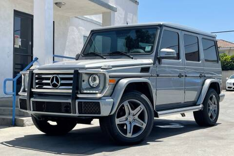2016 Mercedes-Benz G-Class for sale at Fastrack Auto Inc in Rosemead CA
