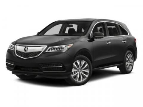 2015 Acura MDX for sale at SPRINGFIELD ACURA in Springfield NJ