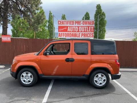 2010 Honda Element for sale at Flagstaff Auto Outlet in Flagstaff AZ