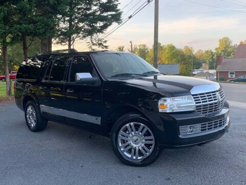 2008 Lincoln Navigator L for sale at Mike's Wholesale Cars in Newton NC