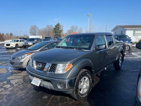 2006 Nissan Frontier for sale at Pine Auto Sales in Paw Paw MI