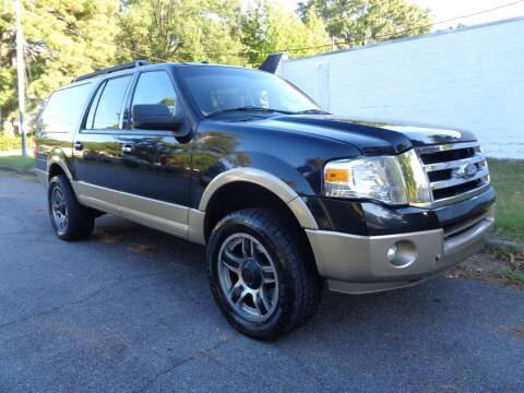 2013 Ford Expedition EL for sale at Liberty Motors in Chesapeake VA