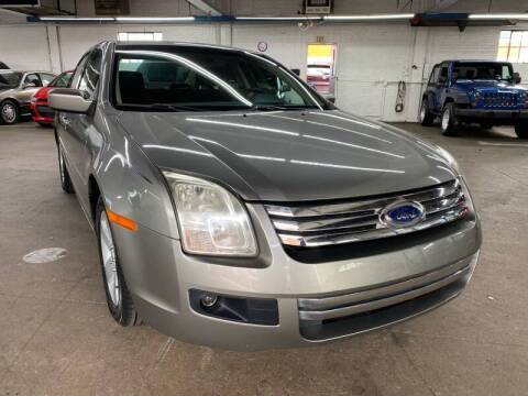 2008 Ford Fusion for sale at John Warne Motors in Canonsburg PA