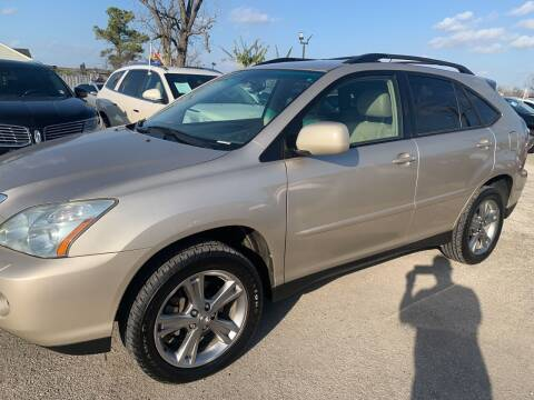 2006 Lexus RX 400h for sale at FAIR DEAL AUTO SALES INC in Houston TX