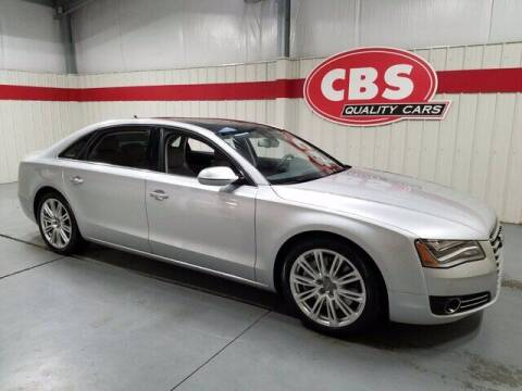2013 Audi A8 L for sale at CBS Quality Cars in Durham NC