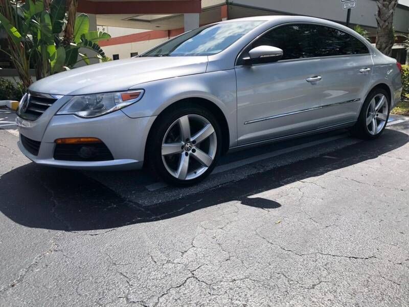 2012 Volkswagen CC for sale at GERMANY TECH in Boca Raton FL