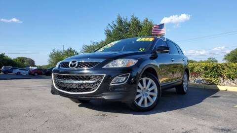 2010 Mazda CX-9 for sale at GP Auto Connection Group in Haines City FL