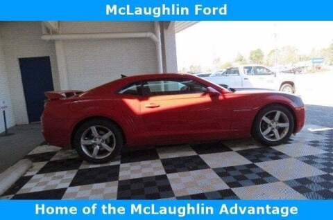2013 Chevrolet Camaro for sale at McLaughlin Ford in Sumter SC