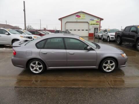 2008 Subaru Legacy for sale at Jefferson St Motors in Waterloo IA