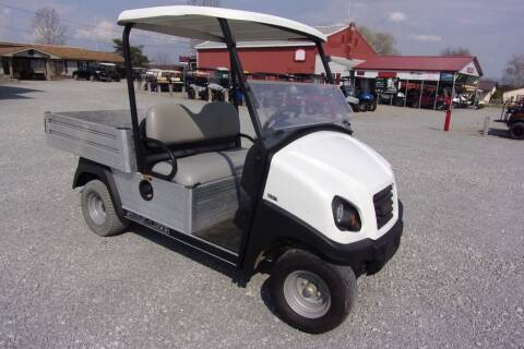2016 Club Car Carry All 500 Power Dump for sale at Area 31 Golf Carts - Gas Utility Carts in Acme PA