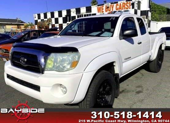 2006 Toyota Tacoma for sale at BaySide Auto in Wilmington CA