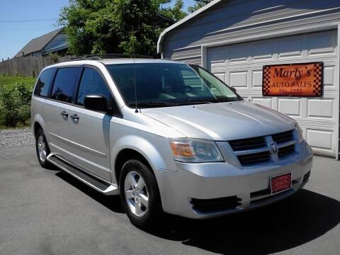 2008 Dodge Grand Caravan for sale at Marty's Auto Sales in Lenoir City TN
