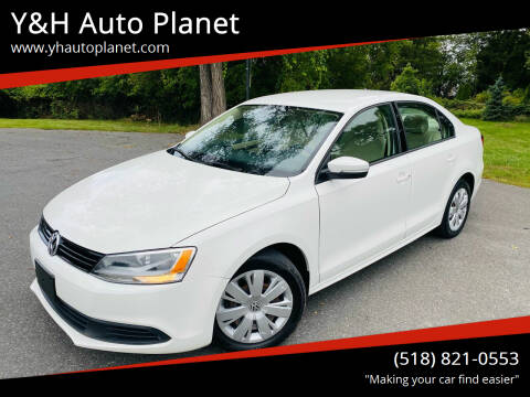 2012 Volkswagen Jetta for sale at Y&H Auto Planet in West Sand Lake NY