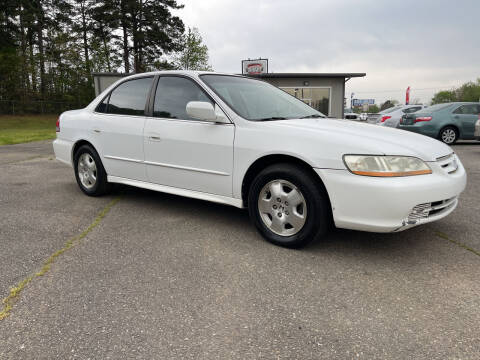 2002 Honda Accord for sale at Auto Credit Xpress in Benton AR
