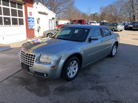 2005 Chrysler 300 for sale at Barga Motors in Tewksbury MA
