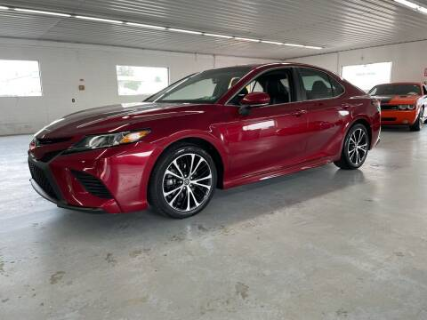 2018 Toyota Camry for sale at Stakes Auto Sales in Fayetteville PA