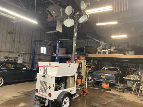 2010 Magnum Light Tower Generator? for sale at Ogden Auto Sales LLC in Spencerport NY