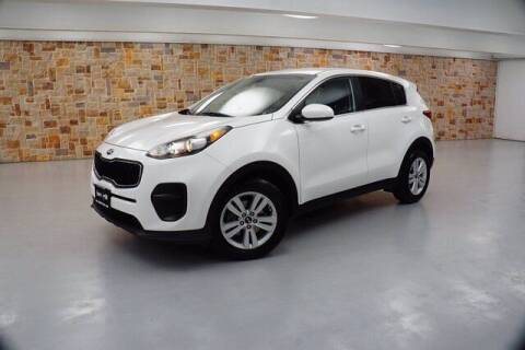 2017 Kia Sportage for sale at Jerry's Buick GMC in Weatherford TX